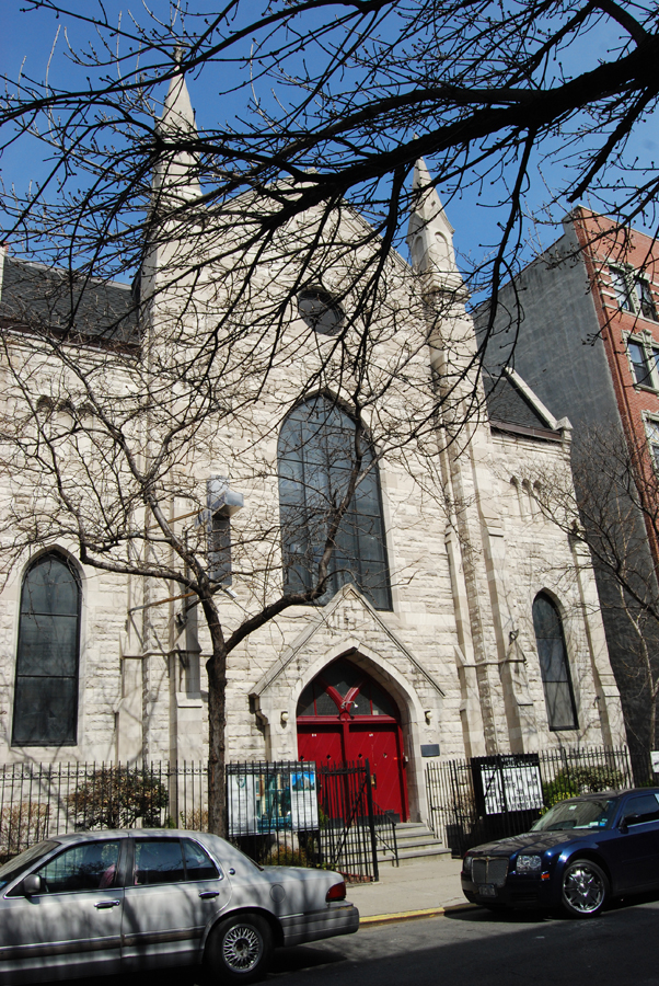 Emanuel A.M.E. Church - New York City (credit: Paul Lowry)