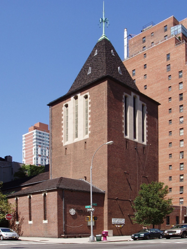 Church of the Epiphany (Episcopal) - New York City (Photo: Steven E. Lawson)