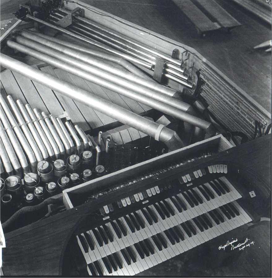 "Estey Organ Company ""Grand Minuette"" model"