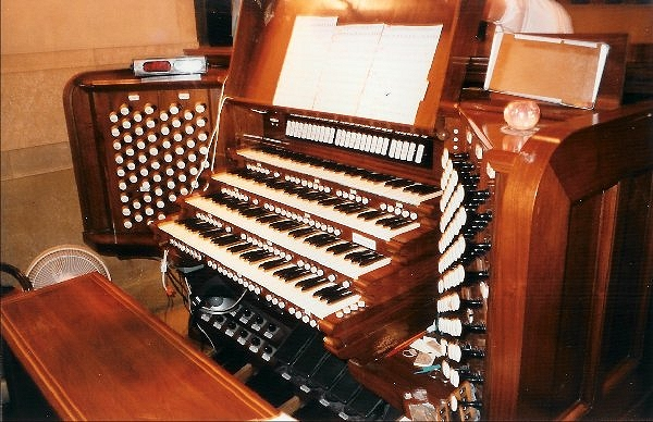 Aeolian-Skinner Organ, Op. 330-A (1954) at Fifth Church of Christ, Scientist - New York City