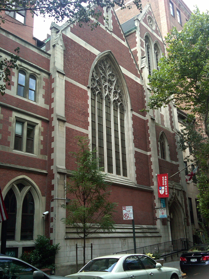 Episcopal Church of the Good Shepherd - New York City (photo: Roger King)