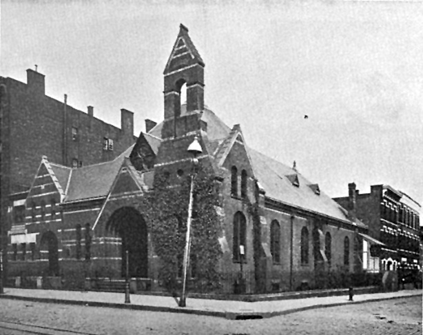 Grace Reformed Church (c.1895) - New York City