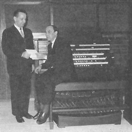 M.P. Möller Organ, Op. 9859 (1964) in the Guilmant Organ School - New York City