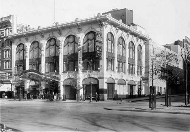Hamilton Theatre - New York City (Byron and Co., 1915)
