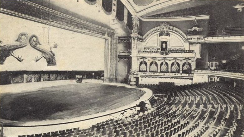 1907 Postcard of the New York Hippodrome - New York City