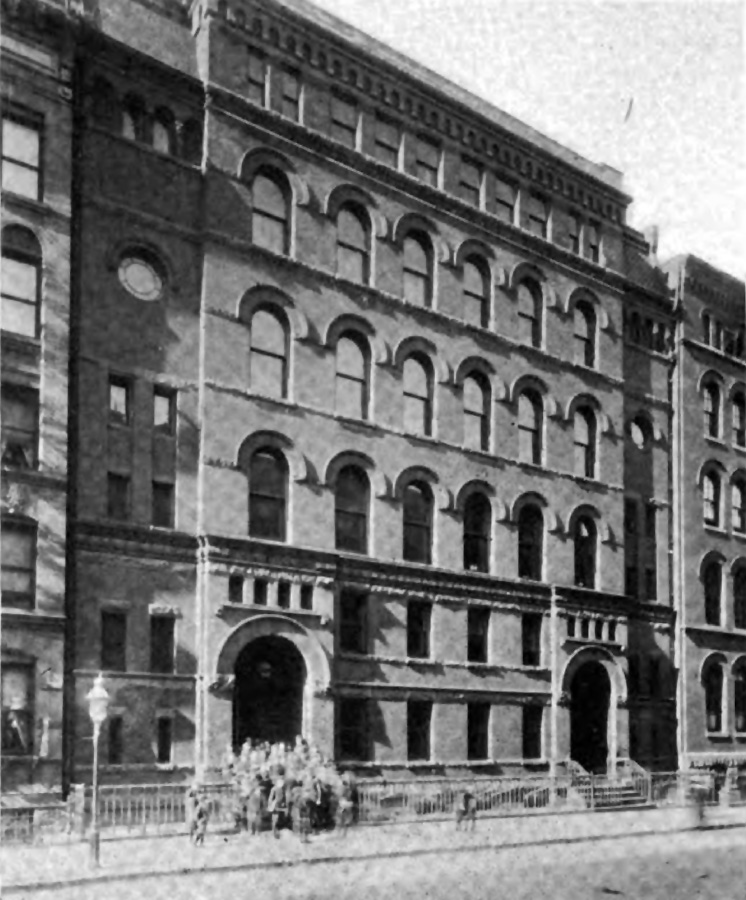 Holy Cross School (c.1914) - New York City