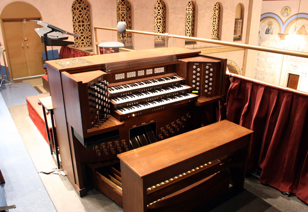Rodgers Organ at Holy Trinity Greek Orthodox Cathedral - New York City