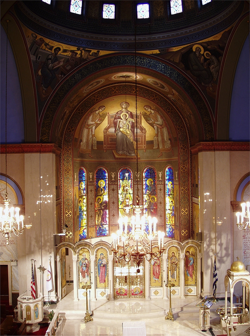 Holy Trinity Greek Orthodox Cathedral - New York City