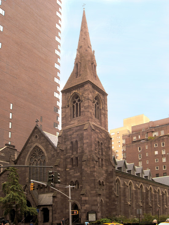 Episcopal Church of the Incarnation - New York City