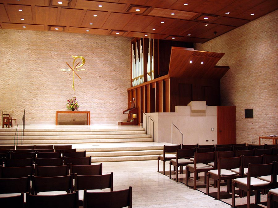 Chapel of the Interchurch Center - New York City