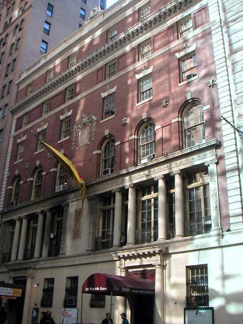 The Lambs Club - New York City (New York Architecture Images)