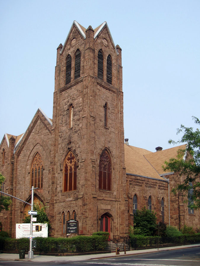 Metropolitan Community United Methodist Church - New York City (Photo: Steven Lawson)
