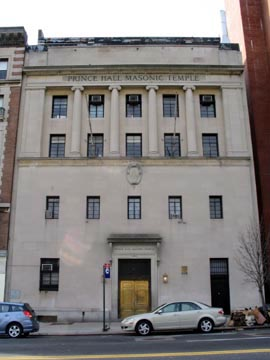 Prince Hall Masonic Temple - New York City