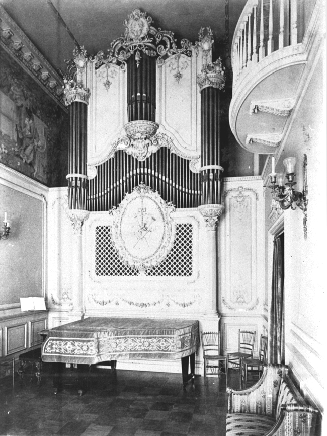 Aeolian Organ, Op. 837 (1897) in Charles H. Davis Residence - New York City