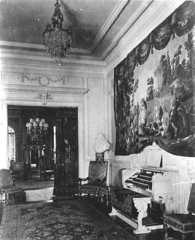 Aeolian Organ, Op. 1067 (1908) in J. Horace Harding Residence - New York City