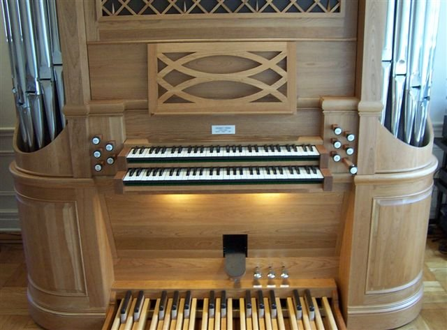 Guilbault-Thérien Organ - Op. 46 (2002) - Keith S. Toth Residence - New York City