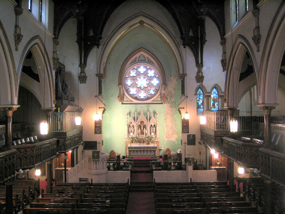 St. Ambrose Episcopal Church - New York City (Photo: Steven Lawson)