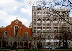 St. Columba Catholic Church and School - New York City
