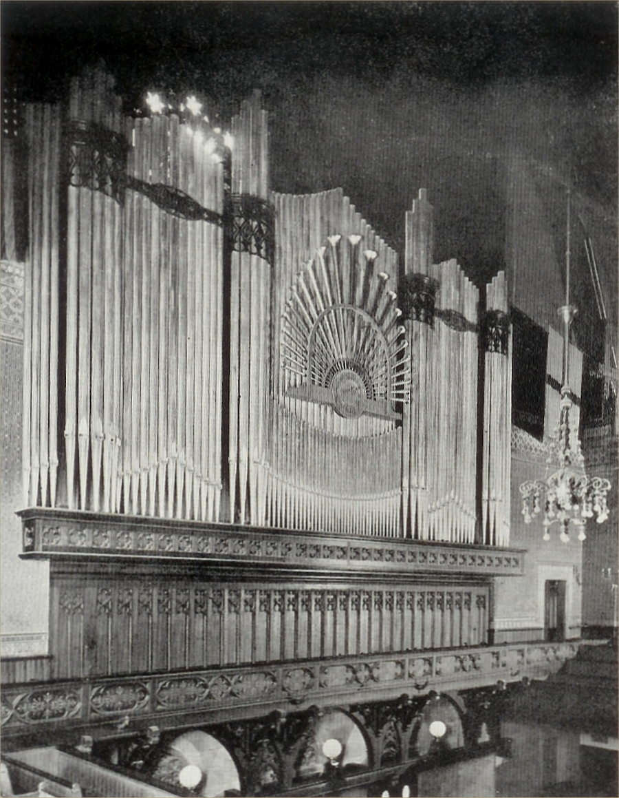 Austin Organ, Op. 1530 (1928) at St. George's Episcopal Church - New York City