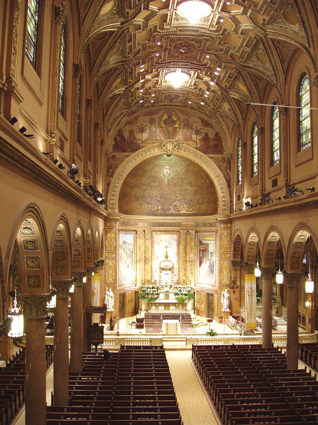 Church of St. Ignatius Loyola - New York City (photo: Steven E. Lawson)