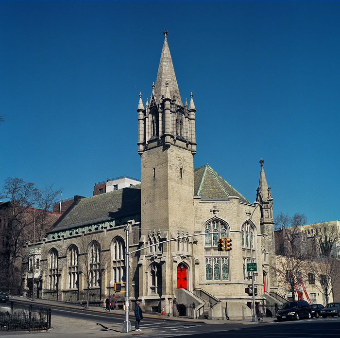 St. James Presbyterian Church (orig. St. Nicholas Ave. Presbyterian) - New York City