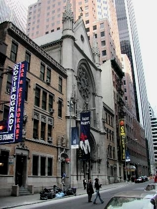 The Episcopal Church of St. Mary the Virgin - New York City