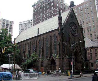 St. Sava Serbian Orthodox Cathedral - New York City (photo: NYC Architecture Image)