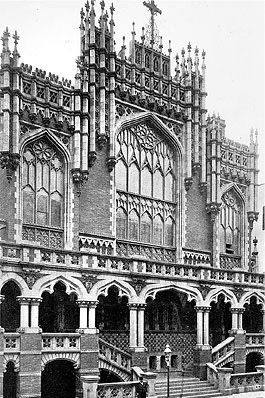 Roman Catholic Church of St. Thomas the Apostle - New York City (Library of Congress, 1908)