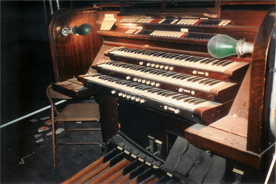 W.W. Kimball Co. Organ, Op. 3052 (1907) at Church of St. Thomas the Apostle - New York City