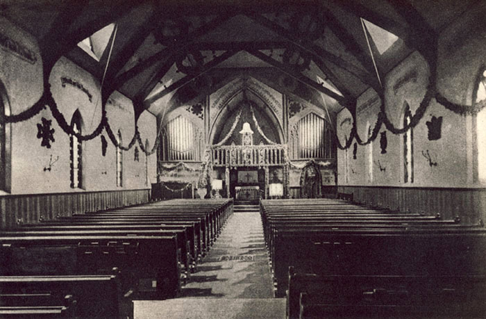 J.H. & C.S. Odell Organ, Op. 60 (1890) in St. Timothy Protestant Episcopal Church - New York City (Diocese of New York Archives)