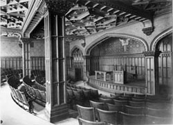Milbank Chapel, c.1900 - Teachers College, Columbia University - New York City