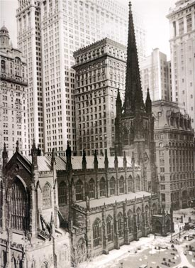 Trinity Church Wall Street - New York City