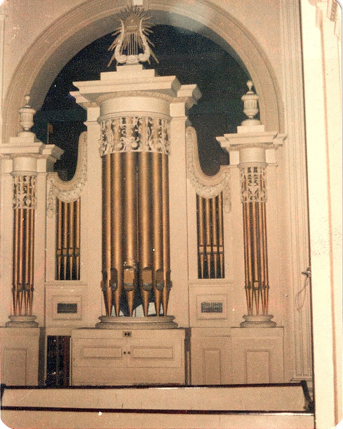 J.H. & C.S. Odell Organ, Op. 391 (1902) in Village Presbyterian Church - New York City