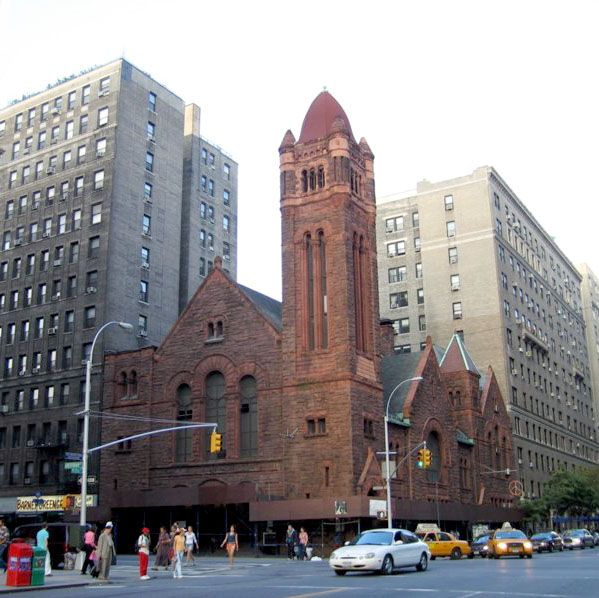 West-Park Presbyterian Church - New York City