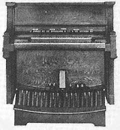 "Wurlitzer Unit Orchestra ""Style 135"" (courtesy Jeff Weiler)"