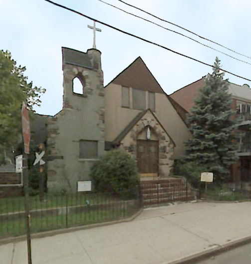 Bethany Evangelical Lutheran Church -  Elmhurst (Queens), N.Y.