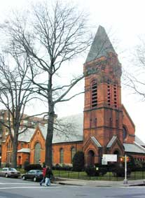 Bowne Street Community Church - Flushing (Queens), NY