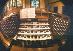 Allen Organ (1993) at The Church on the Hill - Flushing (Queens), NY