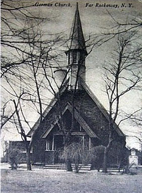 First German Dutch Reformed Church - Far Rockaway (Queens), NY