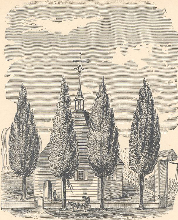 First Reformed Dutch Church - Jamaica, N.Y. (1716-1833)