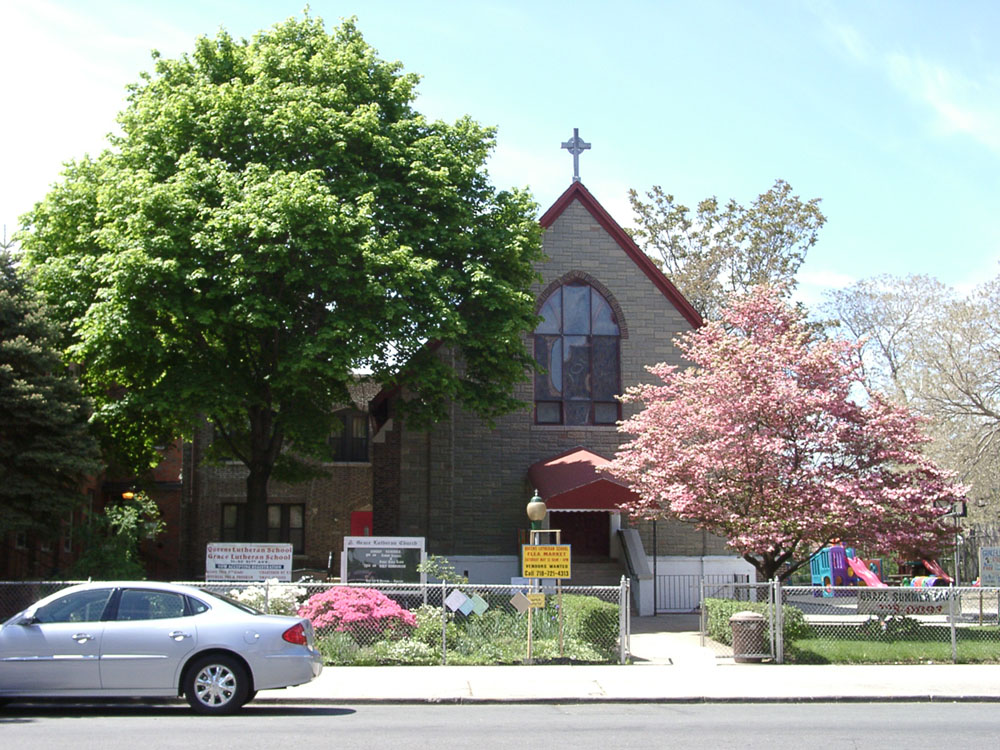 Grace Lutheran Church - Astoria (Queens), NY