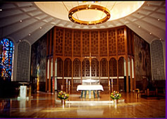 Chapel of the Immaculate Conception Center - Douglaston (Queens), New York