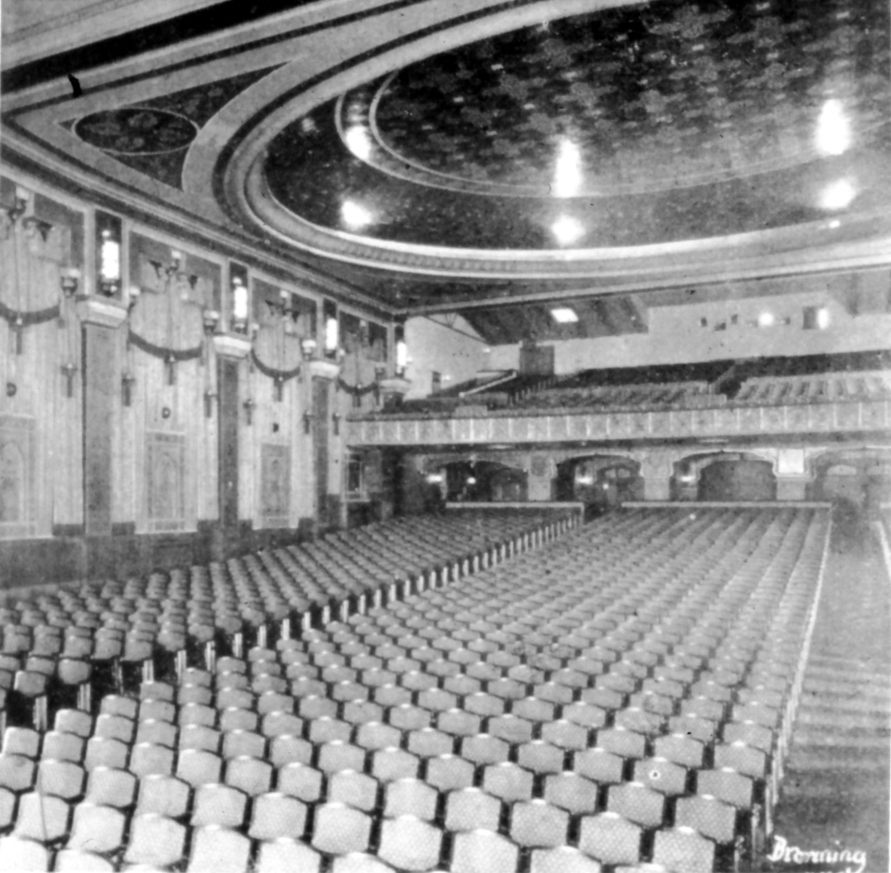 Oasis Theatre - Glendale (Queens), N.Y. (AJWB Collection)