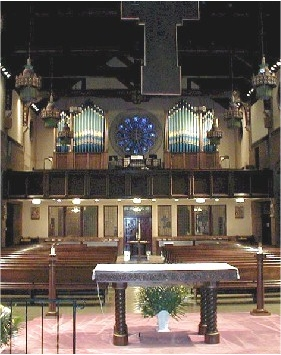 Rodgers Organ (2005) at Our Lady of Mercy Catholic Church - Forest Hills (Queens), NY