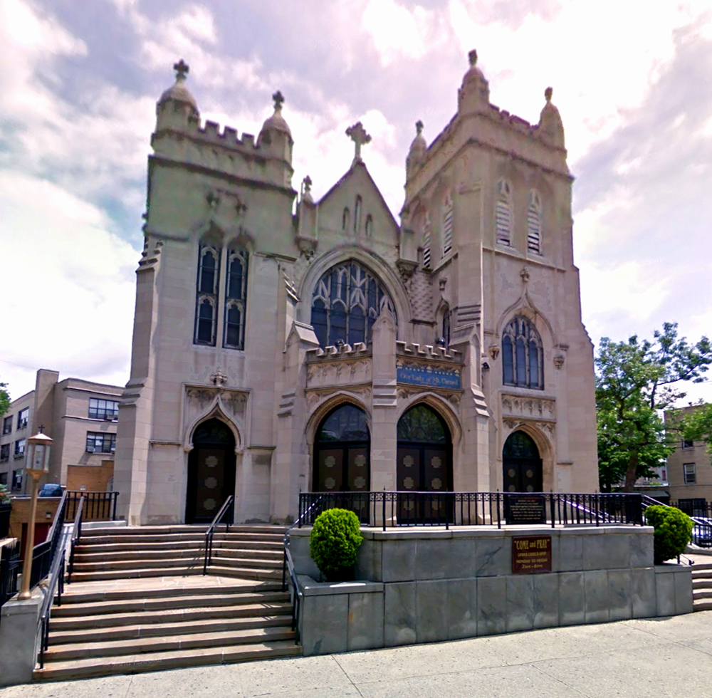 Our Lady of Mount Carmel Catholic Church - Astoria (Queens), NY