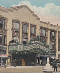 RKO Keith's Theatre - Flushing (Queens), NY (Cinema Treasures website)