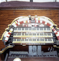 Wurlitzer Organ, Op. 1975 (1928) in RKO Keith's Theatre - Flushing (Queens), NY