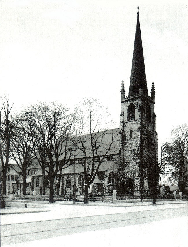 St. George's Church - Flushing (Queens), New York