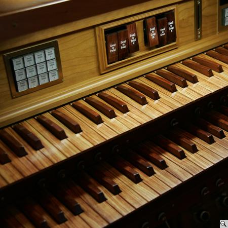 Peragallo Organ, Op. 665 (2006) in St. Thomas More Church of St. John's University - Jamaica (Queens), NY