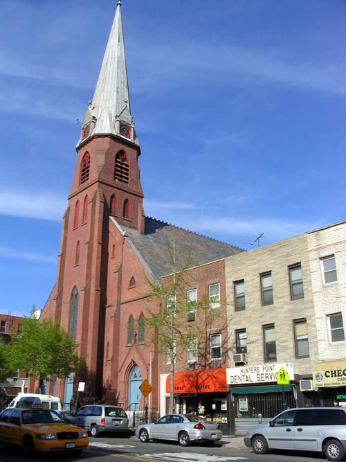 St. Mary's Catholic Church - Long Island City, NY